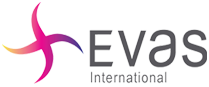Evas international logo