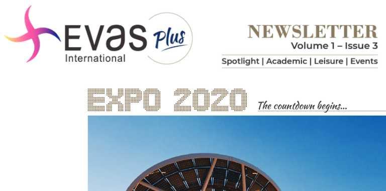 Evas International Newsletter – July 2021
